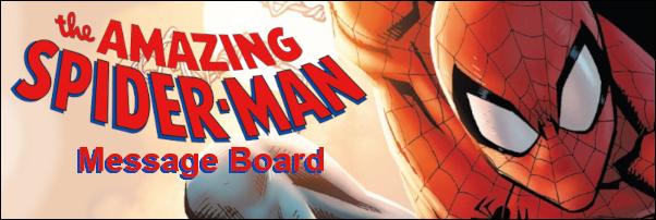 Amazing Spider-Man Message Board