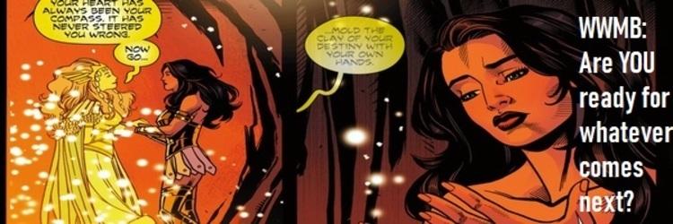 Wonder Woman Message Board